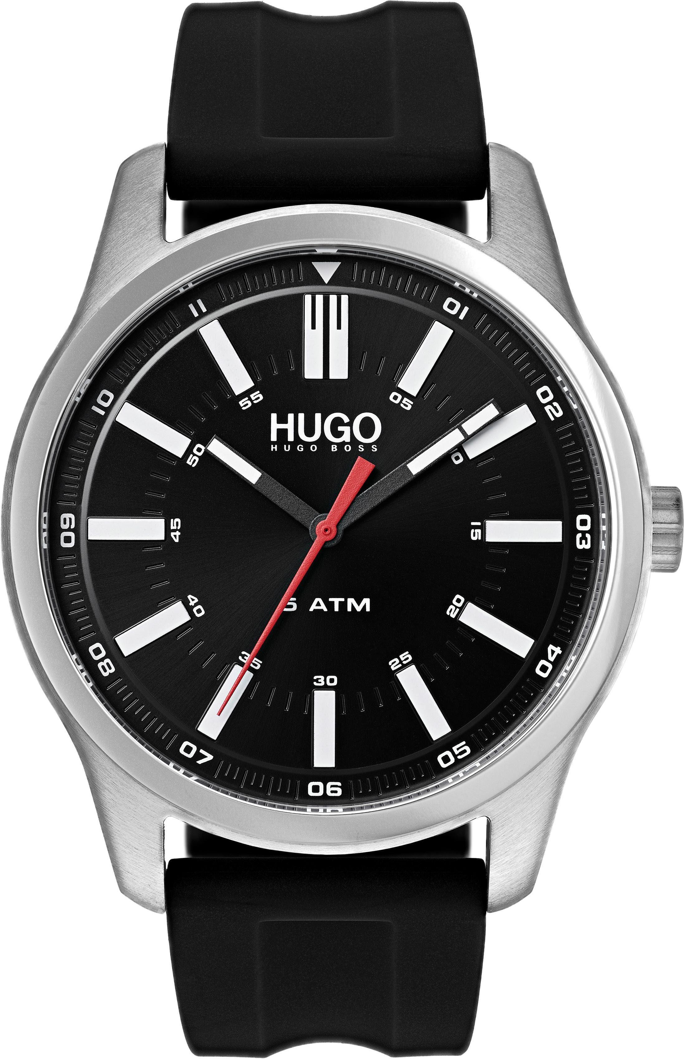 HUGO Quarzuhr »#RISE, 1530078«