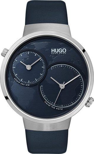 HUGO Quarzuhr »#TRAVEL, 1530053«