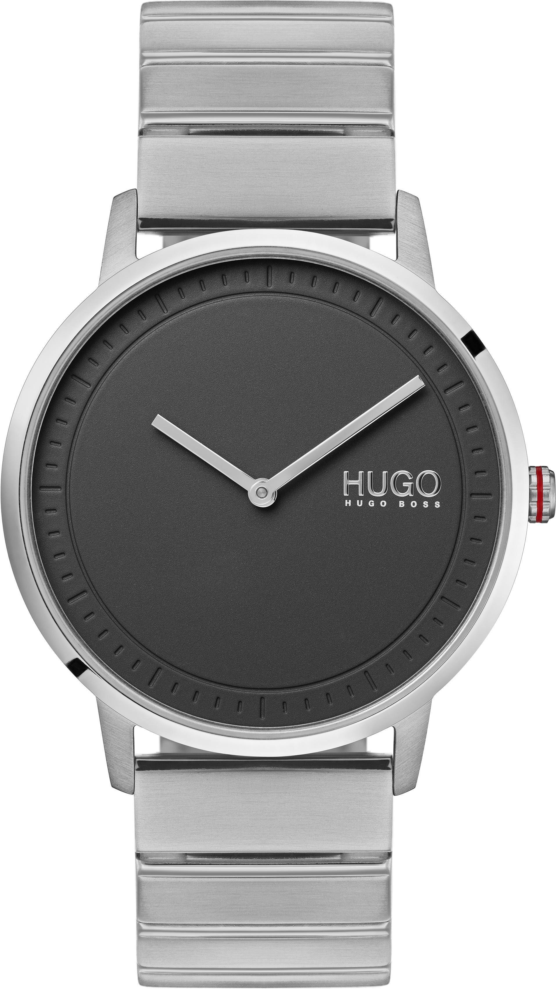 HUGO Quarzuhr »#ECHO, 1520019«