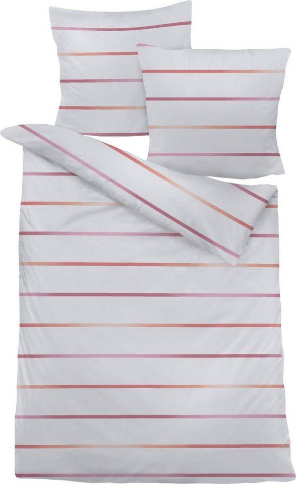 Bettwasche Streifen Dormisette Modern Kaufen Otto
