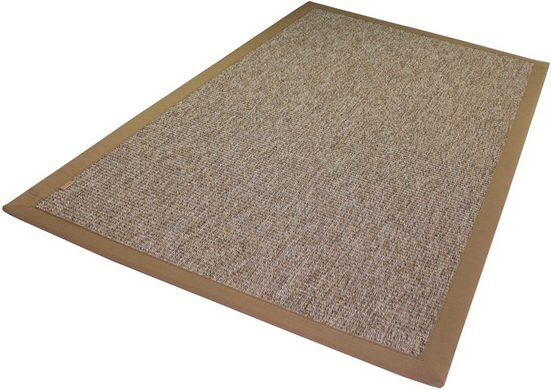 Läufer »Naturino Classic«, Dekowe, rechteckig, Höhe 8 mm, Flachgewebe, Sisal-Optik, In- und Outdoor geeignet