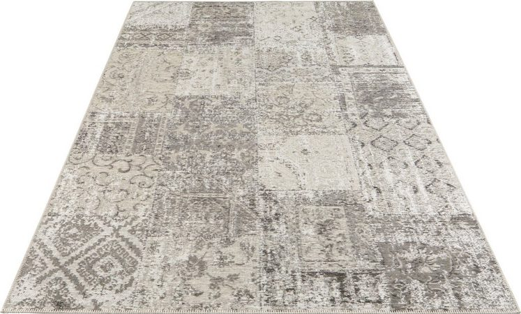 Teppich »Denain«, ELLE Decor, rechteckig, Höhe 4 mm