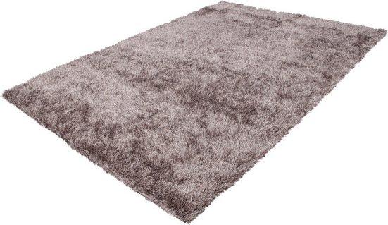 Hochflor-Teppich »Diamond 700«, Kayoom, rechteckig, Höhe 45 mm, Besonders weich durch Microfaser