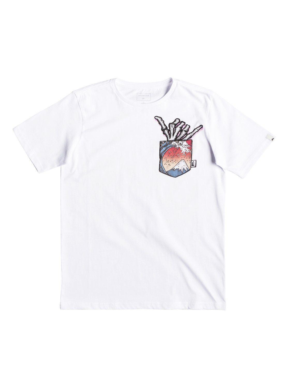 Quiksilver T-Shirt »Byron Boogie«