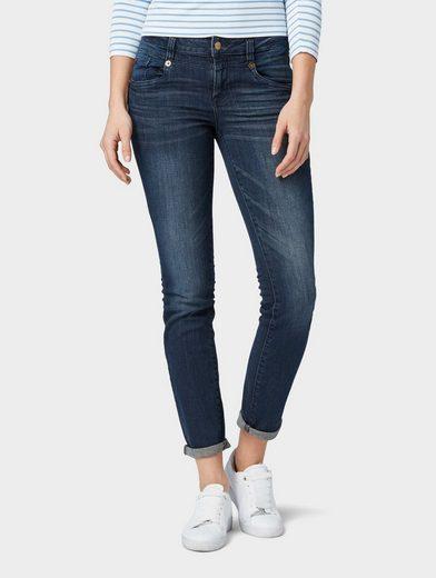 TOM TAILOR Slim-fit-Jeans »Alexa Slim Jeans«