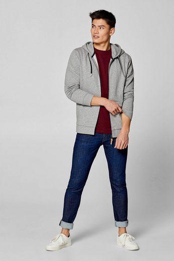 Mit Dark Esprit Washed stretch jeans Blue Used waschung Bi NOnP8vmy0w