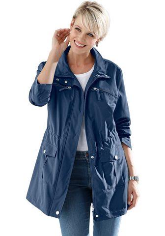 Куртка в модный имитация
