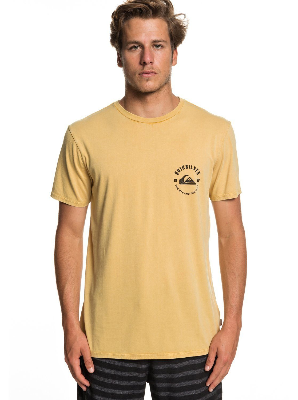 Quiksilver T-Shirt »Skulled«