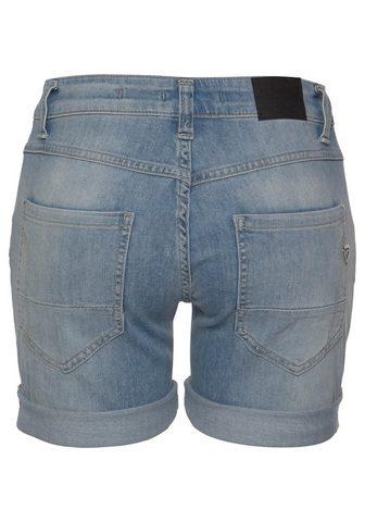 PLEASE JEANS Please джинсы бермуды джинсовые »...