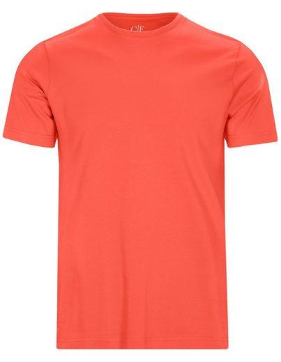 COMMANDER T-Shirt mit Rundhalsausschnitt