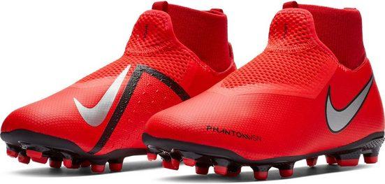 Nike »Jr. Phantom Vision Academy Dynamic Fit (MG) Multi-Ground« Fußballschuh Rasenplatz/Kunstrasenplatz
