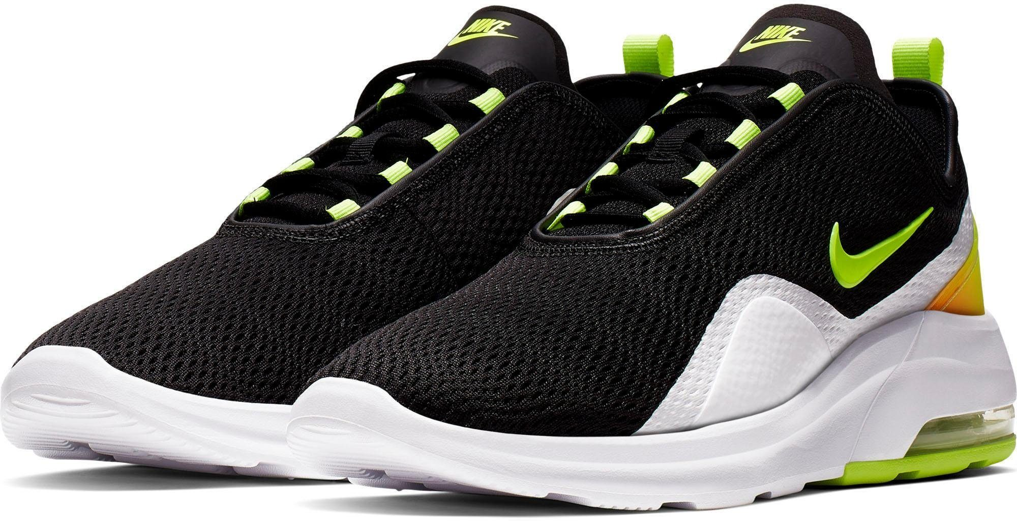 Nike Air Max Motion 2 SchwarzGrauBlau Damen