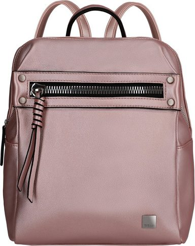 Metallic Titan® »germany's Rucksack Spotlight Zip Topmodel Next Pink« ® C0zCqp