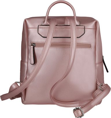 Titan® »germany's Zip Metallic Spotlight Rucksack Topmodel ® Pink« Next fqfrS5