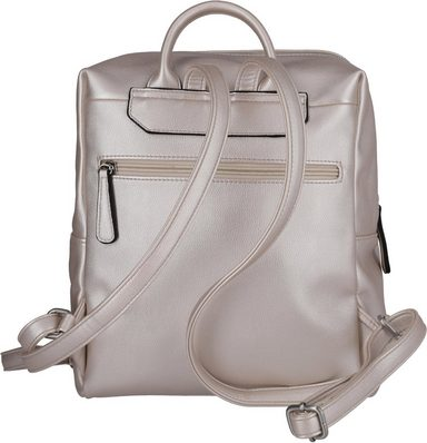 »germany's Next Pearl« Zip Metallic Titan® ® Rucksack Spotlight Topmodel S4H5F5wq
