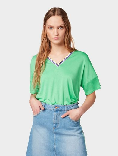 TOM TAILOR Denim T-Shirt »Oversized T-Shirt«