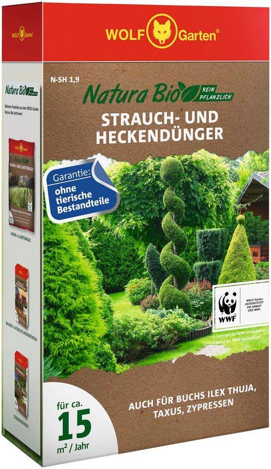 Wolf Garten Gartendünger N Sh 19 Für Sträucher Und Hecken 19