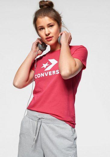 Converse T-Shirt »STAR CHEVRON CORE SS TEE«