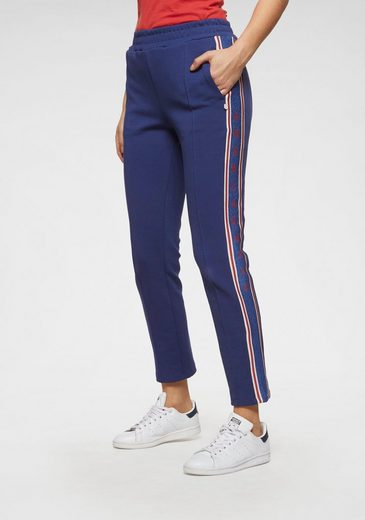 Scotch & Soda Jogger Pants mit glitzernden Galonstreifen am Bein
