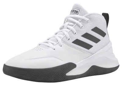 Durable Adidas Weiß Basketball Schuhe, Adidas Dame