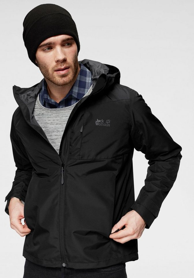 cheap for discount 6a921 684e0 Jack Wolfskin Funktionsjacke »STORMY RIVER« kaufen | OTTO