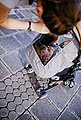 Gesslein Kinder-Buggy »Babies Smiloo Cuby, jeansblau-meliert«, mit Frontbügel, Bild 13