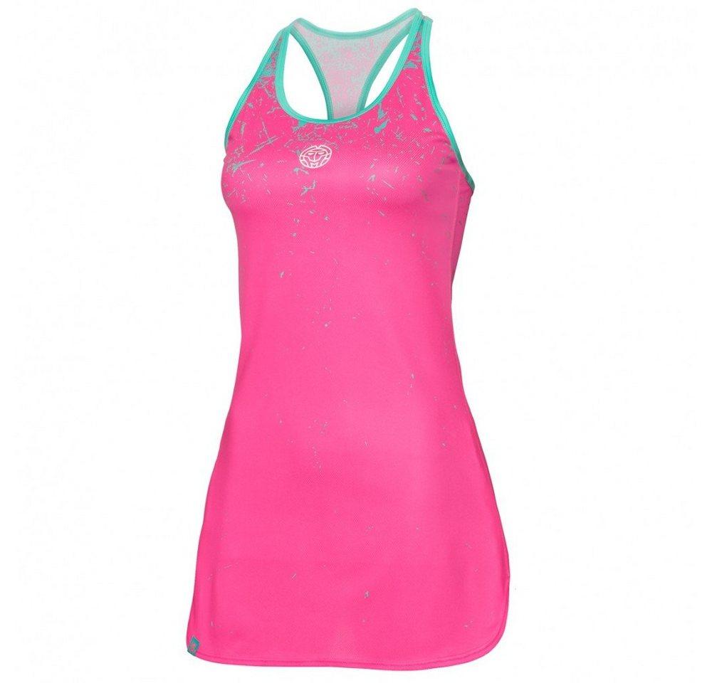BIDI BADU Tenniskleid mit Shorts und BH   Sportbekleidung > Sportröcke > Tennisröcke   Rosa   BIDI BADU