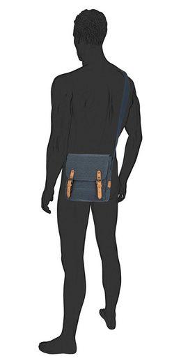 Mit Farbig Abgesetzten Umhängetasche Crossbody Tom Tailor »max« bag Details WwYXnq1H