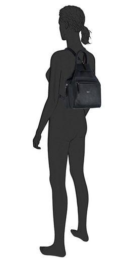 Mit Cityrucksack Schulterriemen Gabor »mina« Verstellbaren SX7q8