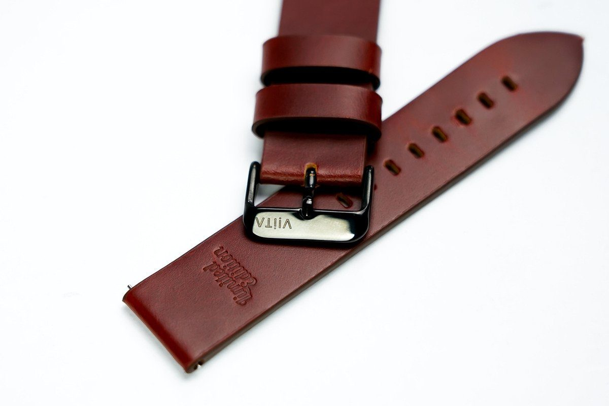 Viita Ersatz-/Wechselarmband »Strap - Leather Limited Edition 20 mm«