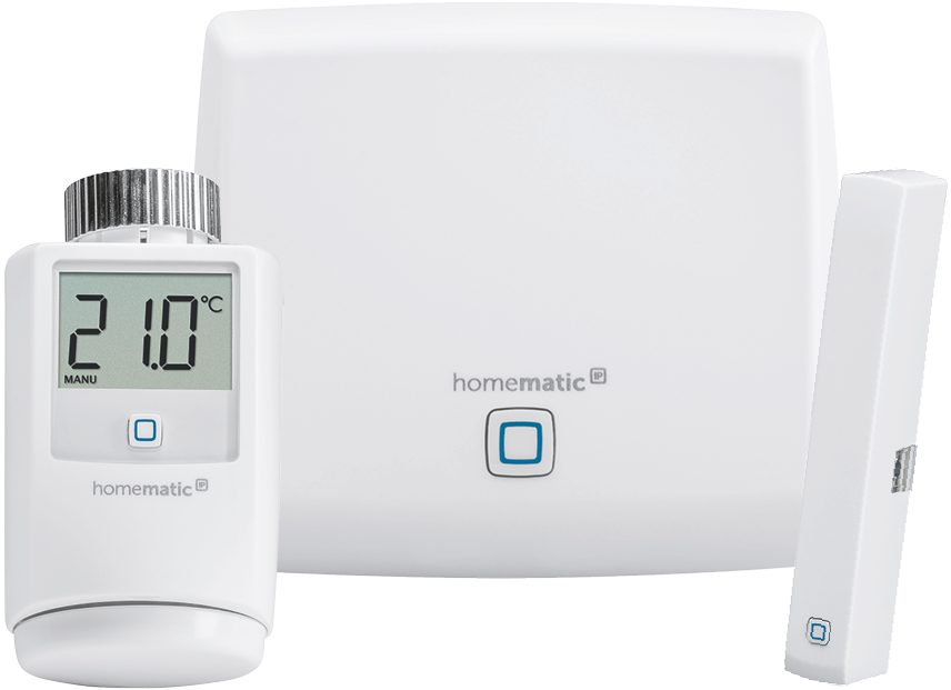 HomeMatic IP Smart Home »Starter Set Raumklima (142546A0)«