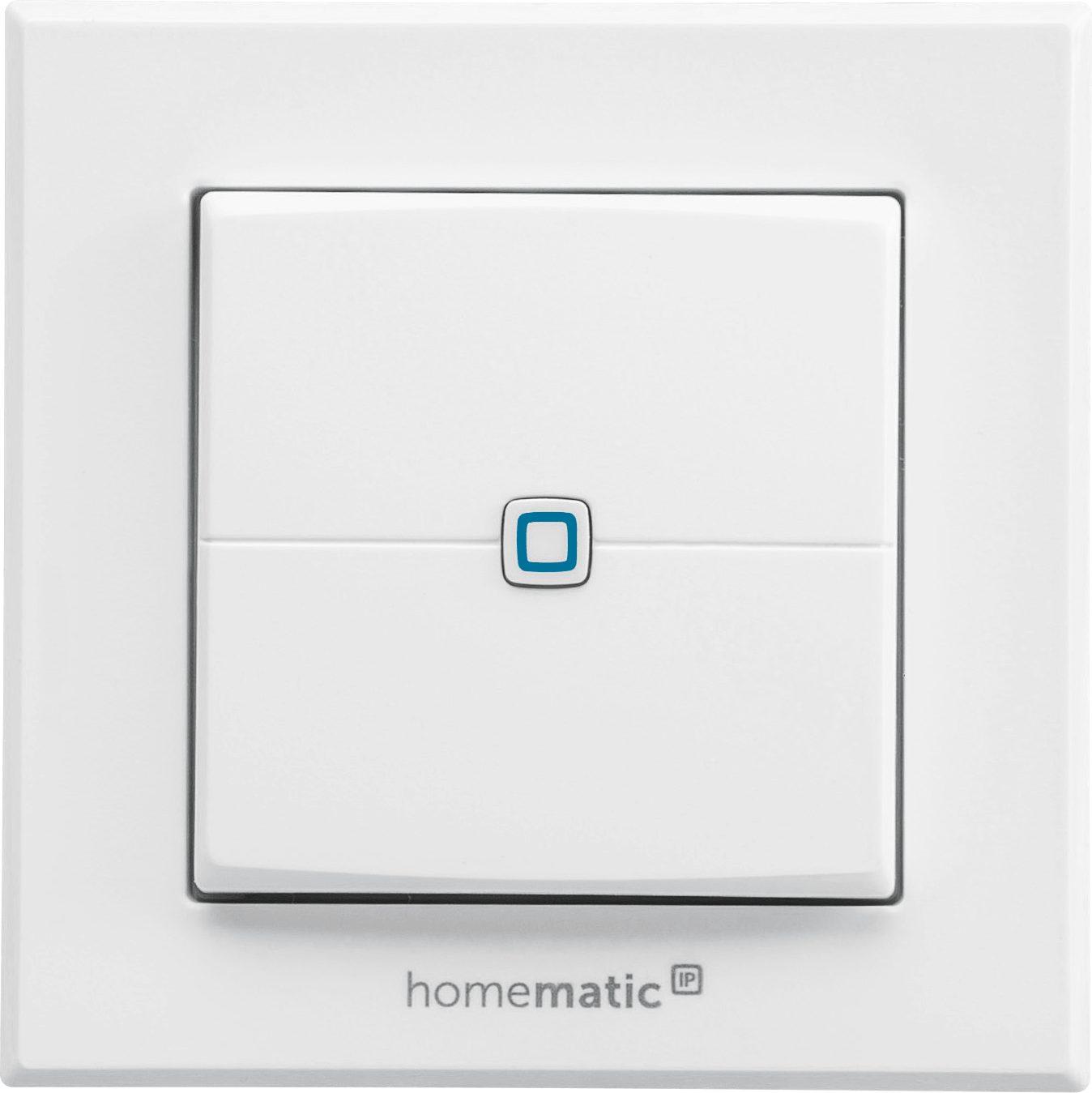 HomeMatic IP Smart Home »Wandtaster - 2-fach (140665A0)«