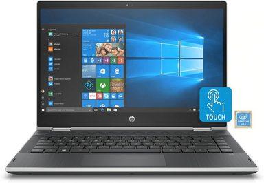 HP Pavilion x360 14-dd0002ng Convertible »35,6 cm (14) Intel Pentium,128 GB, 4 GB«