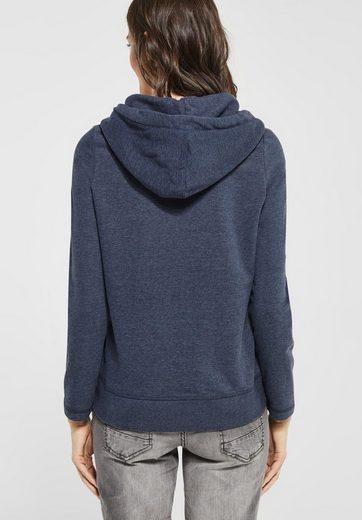 »hoodie Kapuzensweatshirt Cecil Sweatpullover« Cecil Kapuzensweatshirt xY470g