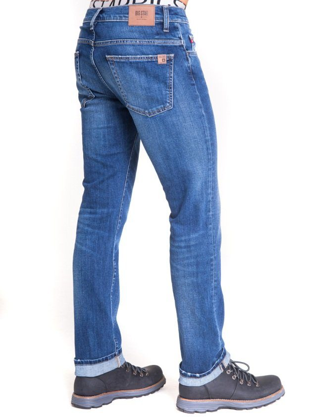 BIG STAR Slim-fit-Jeans »TERRY«
