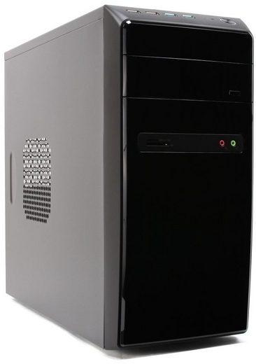 CAPTIVA B7A 19V1 Business-PC (AMD Ryzen 5, GTX 1050 Ti, 16 GB RAM, 1000 GB HDD, 240 GB SSD, Luftkühlung)