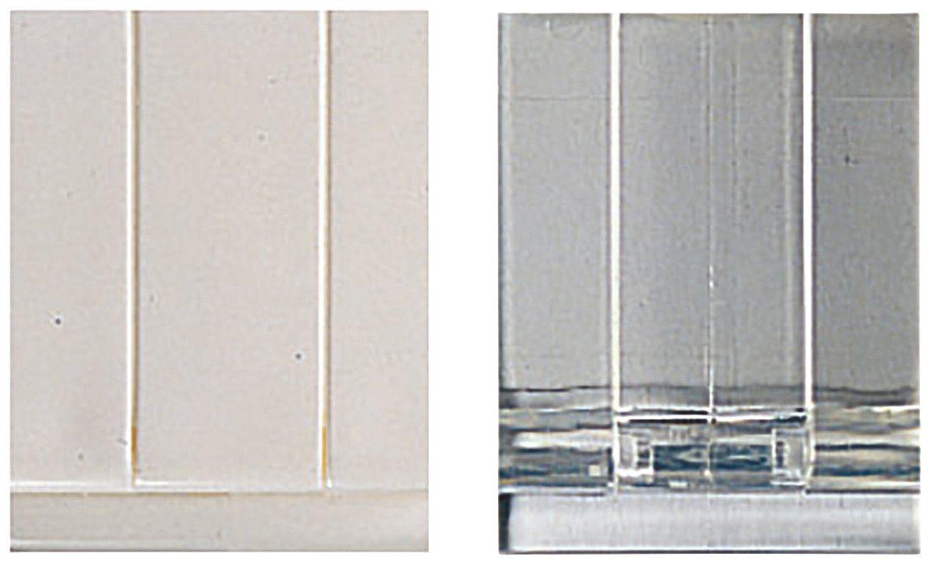 KLEINE WOLKE Duschenzubehör »Duschvorhang-Klammern«, 2er-Set, zur Fixierung des Vorhangs