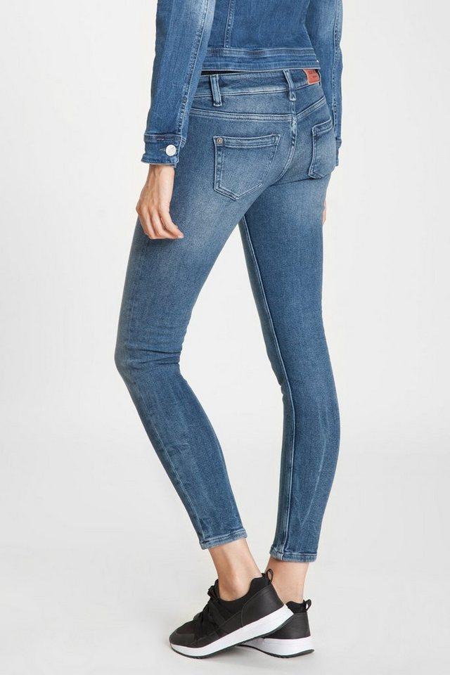 blue fire jeans mit stickereien online kaufen otto. Black Bedroom Furniture Sets. Home Design Ideas