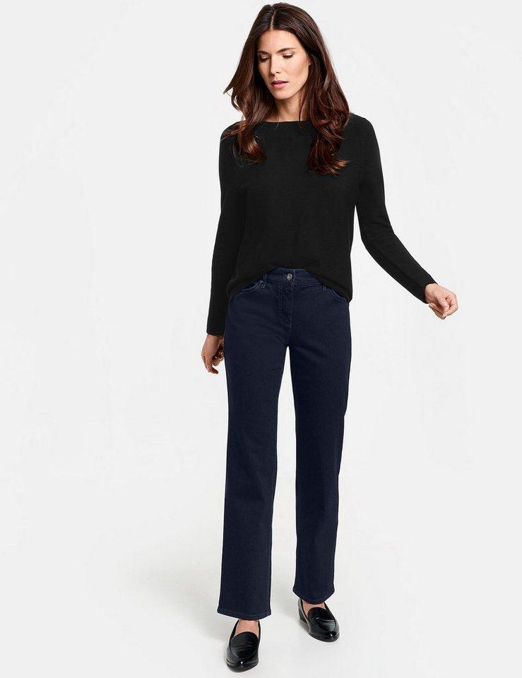 GERRY WEBER Hose Jeans lang »5-Pocket Comfort Fit Danny«
