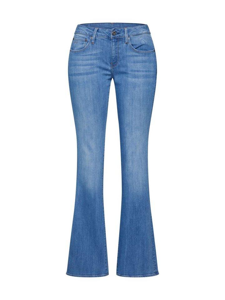 3e88aee1ba4e 08719767191051 Bei OTTO   SALE   Damen G-Star RAW Bootcut-Jeans 3301 Mid  Skinny Bootcut Wmn blau, bunt, mehrfarbig, gold, grau, weiß   08719767191051