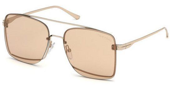 Tom Ford Damen Sonnenbrille »Penn FT0655«