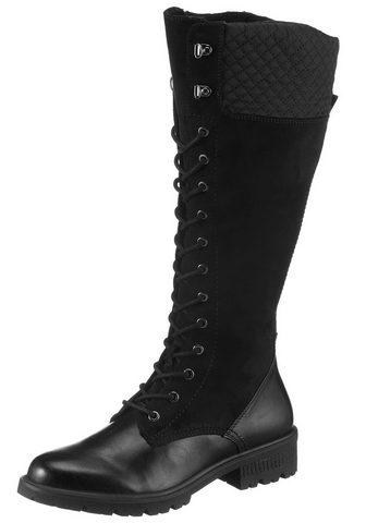 TAMARIS Suvarstomi ilgaauliai batai »Zeya«