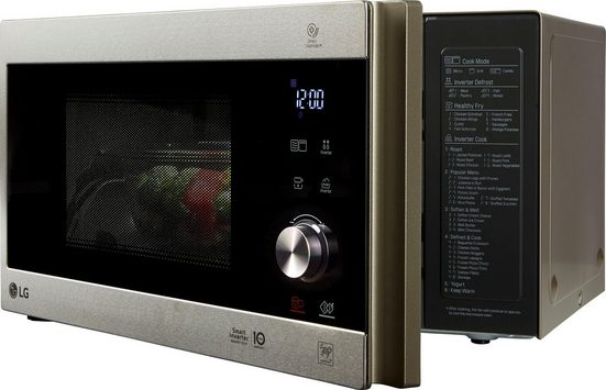 LG Mikrowelle MH 6565 CPS, 1000 W, mit Grill