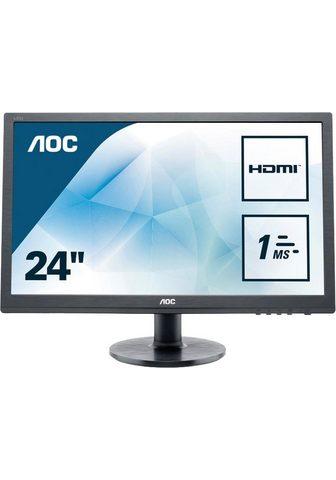 AOC »E2460SH« LED monitorius (24 Zoll 1920...