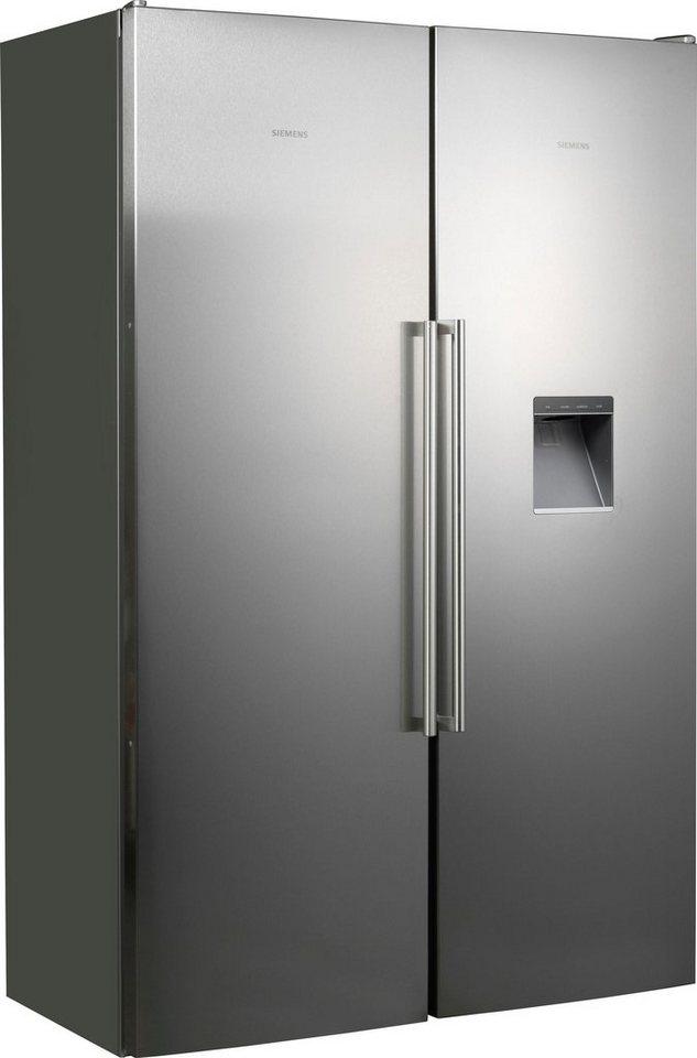 Siemens Side By Side Ka95fbi2p 186 Cm Hoch 120 Cm Breit Online