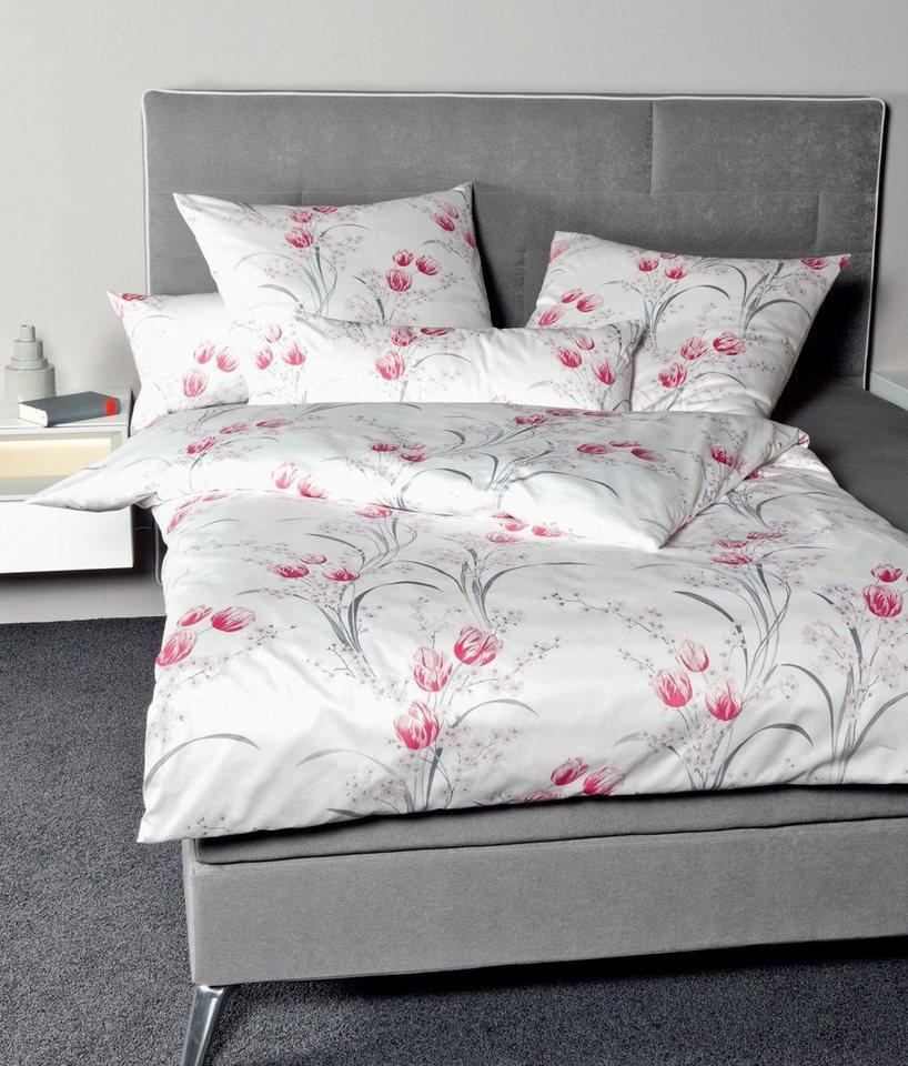 Bettwäsche Carmen 53080 Janine Mit Floralem Muster Online Kaufen