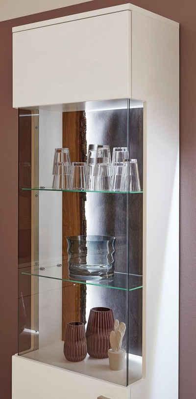 set one by Musterring Vitrine »TACOMA« Typ 01, Höhe 207, 4 cm, mit getönter Glastür