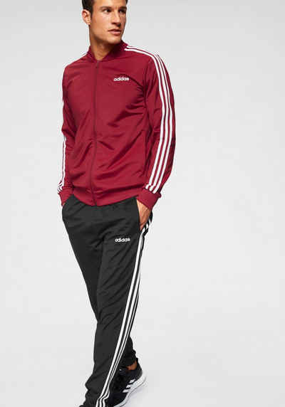 4f75b652fa5ffb adidas Trainingsanzug »MEN TRACK SUIT B2BAS 3 STRIPES C« (Set, 2 tlg
