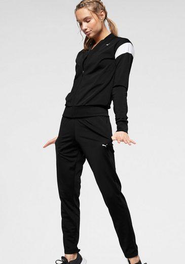 PUMA Trainingsanzug »Classic Tricot Suit« (Set, 2-tlg)