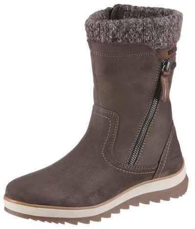 RIEKER Winter Damen Sneaker wasserdicht